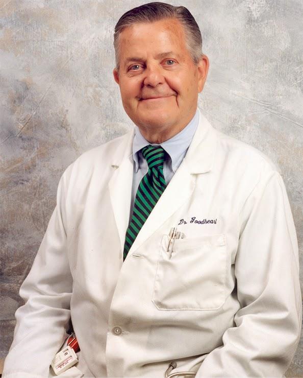 Docteur George Goodheart - Kinésiologie